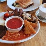 Foto van Rhubarb Shed Cafe