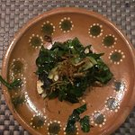chaya - a new taste for us and delicious