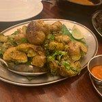 Dishoom Kensington: Gunpowder Potatoes