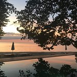 Sunning sunset views.