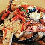 Seafood Paella (special event menu item)