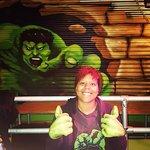 Thank you for making this Hulk nerd enjoy her birthday! <3