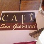 Fotografija – cafe san giovanni