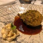 Dessert: Pear