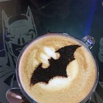 DC Comics Super Heroes Cafe照片