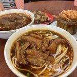 永康牛肉麵照片