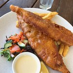 Great Northern Beer Battered Fish and Chips
