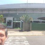 Visitando Campinas, conhecendo os estádios dos 2 times tradicionais da cidade...!