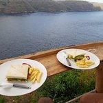 Ceningan Cliff Restaurant照片