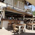 The laid back Dekel Beach
