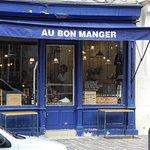 """Il faut trouve rla rue Courmeaux et le """"au bon manger"""""""