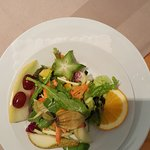 Salat in der Bärenhöhle