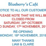 Foto van Blueberrys Cafe
