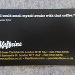 Kaffeine의 사진