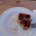 Menüben - Szilvás pite (megkezdve)