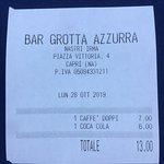 Foto de Bar Grotta Azzurra
