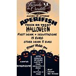 Halloween Aperifish 🎃