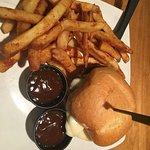 Epic Mushroom Burger..MMmmm