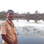 Bunhak  at Angkor wat  Premier Angkor Tours