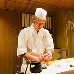 Foto van Sushi Saito