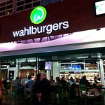 Exterior of Wahlburgers