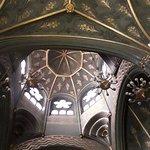 La cupola vista dall'interno (particolare)