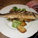delicious and beautifully baked fish