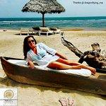 A life spent at the beach is a well spent life #mambrui #kenya