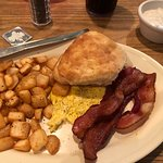 Old time breakfast