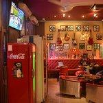 Vue intérieure , décoration incroyable, Musique Rock'n Roll