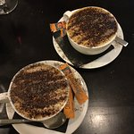 Cappuccino was the best