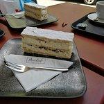 Фирменный тортик с непроизносимым названием
