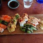 Bild från Esuki sushi