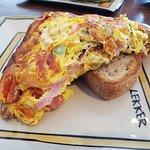 Regular omelette