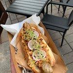 Foto van ManGi Hot Dogs