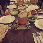 Foto de Bab AlShams Restaurant