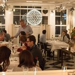 Sico is de Chef, sommelier and your host in the restaurant
