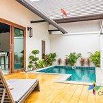 Plunge pool villa 1