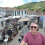 Feira De Pedra Sabão Do Largo De Coimbra