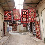 Streets of the old city of Nazareth