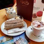 Restaurant Café Prag Foto
