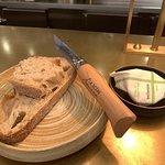 du pain de chez Frédéric Lalos MOF