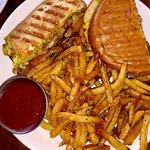 Cubano sandwich, house-cut fries, house-made ketchup