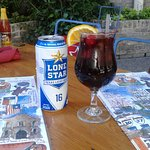 Lone Star and Sangria....:)
