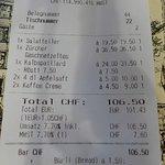 Restaurant Zeughauskeller Foto