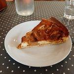 tarte aux pommmes