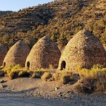 Death Valley Charcoal Kilns!