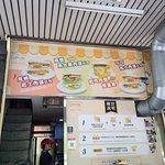可蜜达炭烤吐司照片