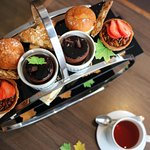 Afternoon Tea served in the AC Lounge is the perfect treat.