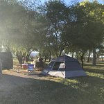 Cottonwood Campground am Rio Grande.